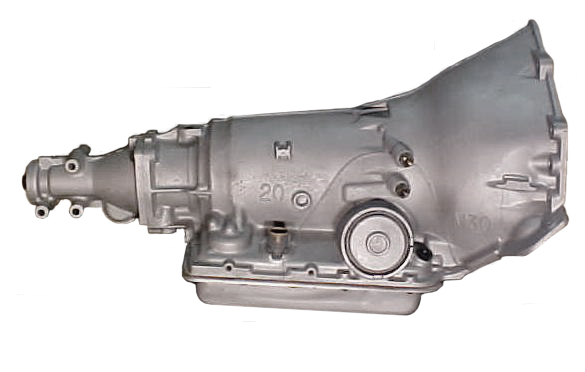 Early GM 4L60E Transmission