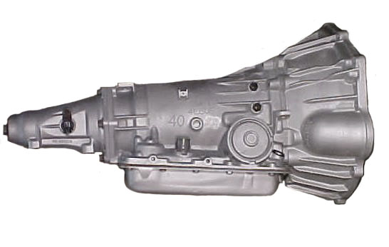 Late GM 4L60E Transmission