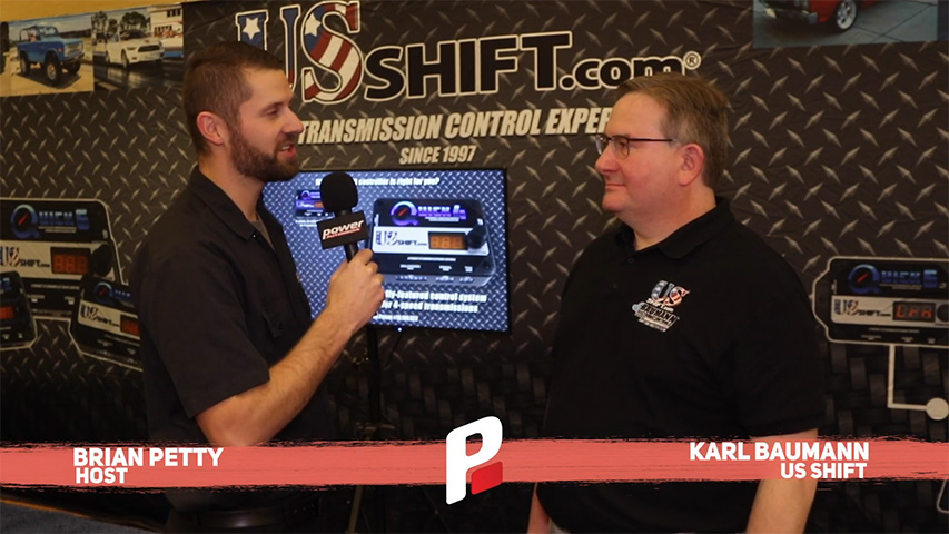 Karl interviewed at PRI