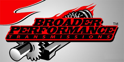 Broader Performance Transmissions logo