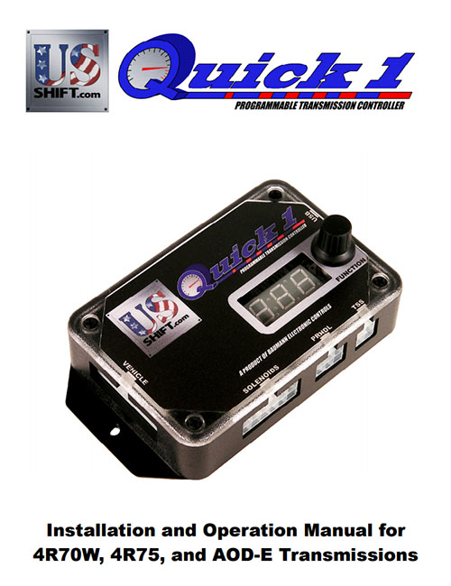 q1 manualcover 4r70w us shift instruction manuals  at mifinder.co