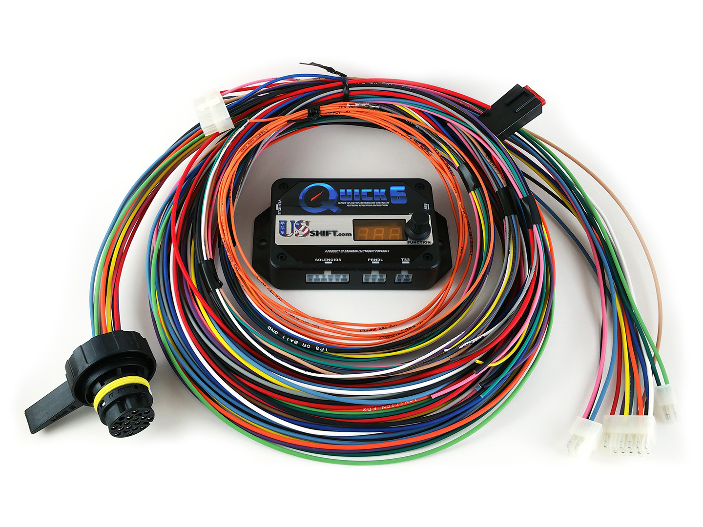 Quick 6 Clutch-to-Clutch Transmission Controller