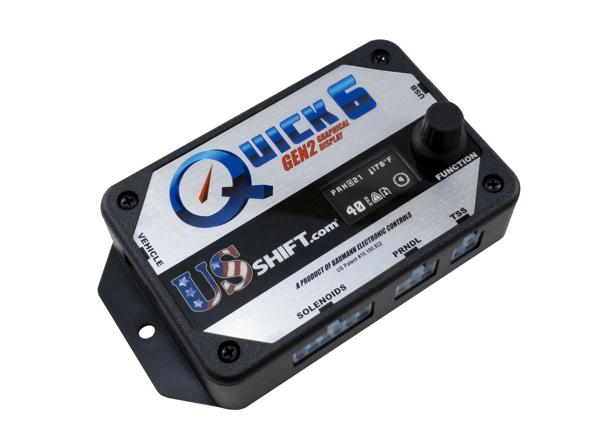 quick 6 stand alone transmission controlthe quick 6 controller
