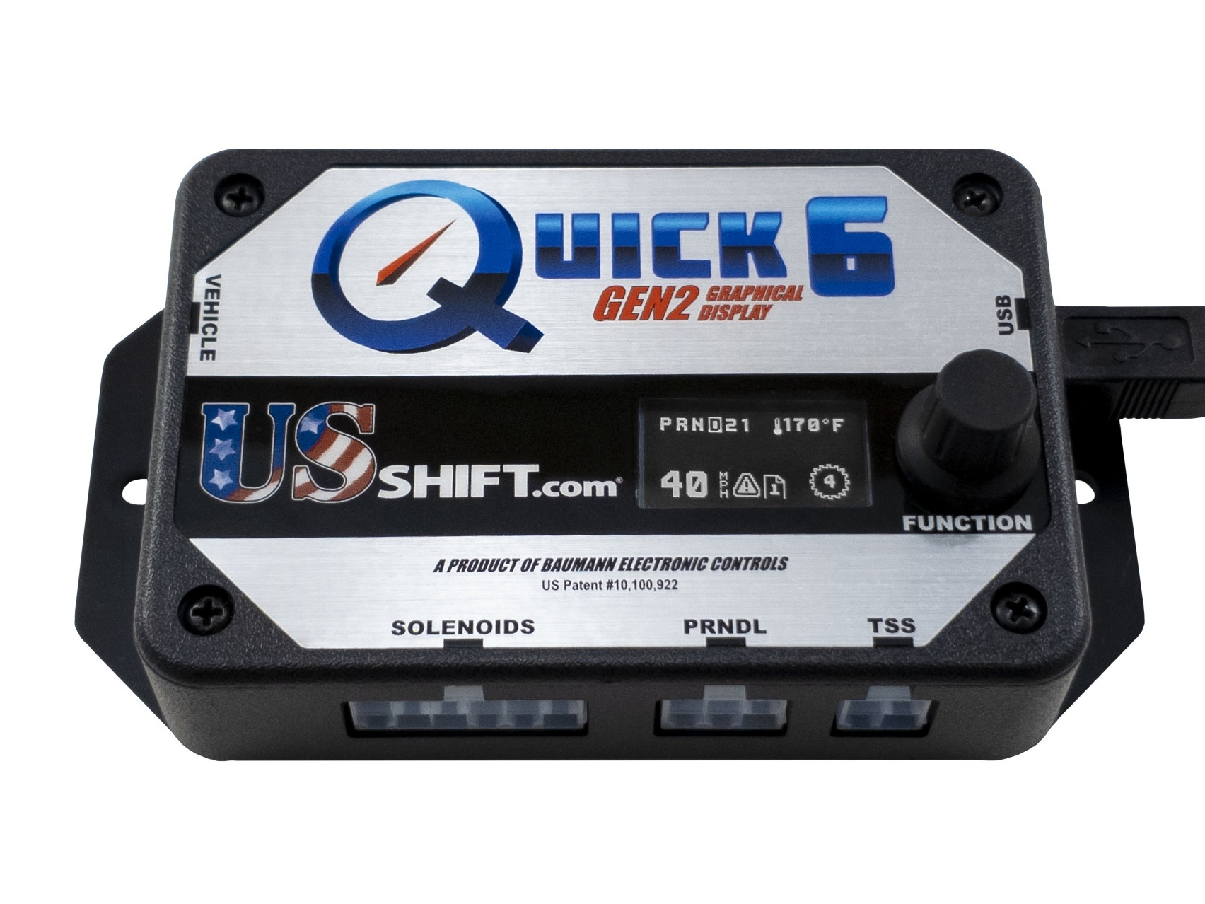 quick6 overhead Xlarge the quick 6 transmission control system  at mifinder.co