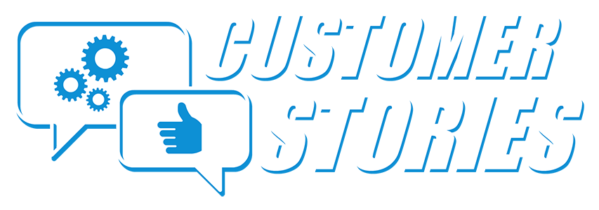 Customer Stories logo