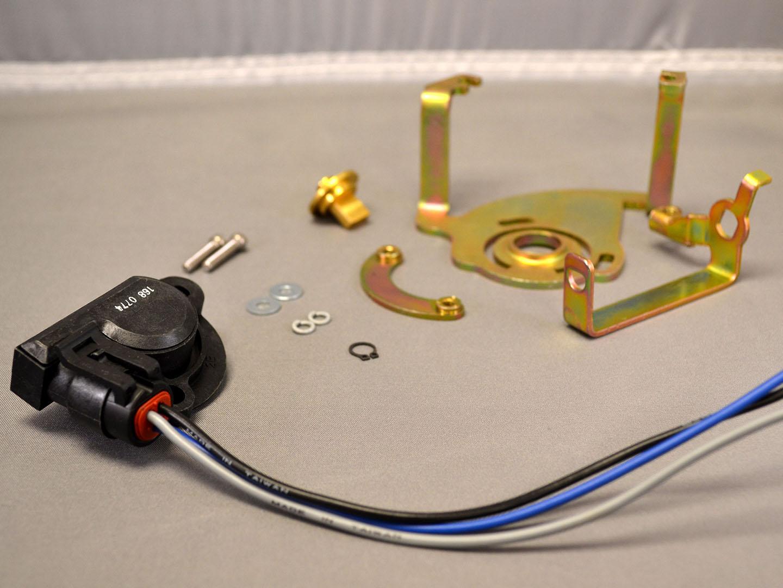 4L60E 16 Trim Kit Dipstick For CF331 American Shifter 372293 Shifter Kit