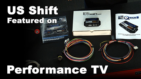 US Shift on Performance TV