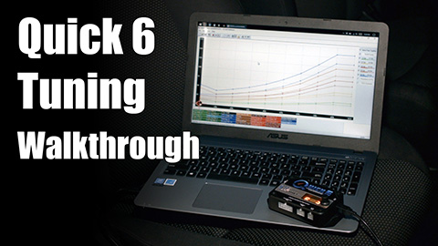 Quick 6 tuning video