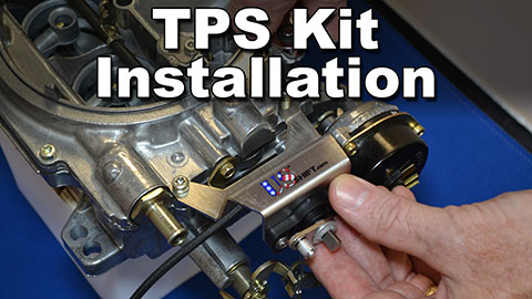 US Shift TPS Kit Installation